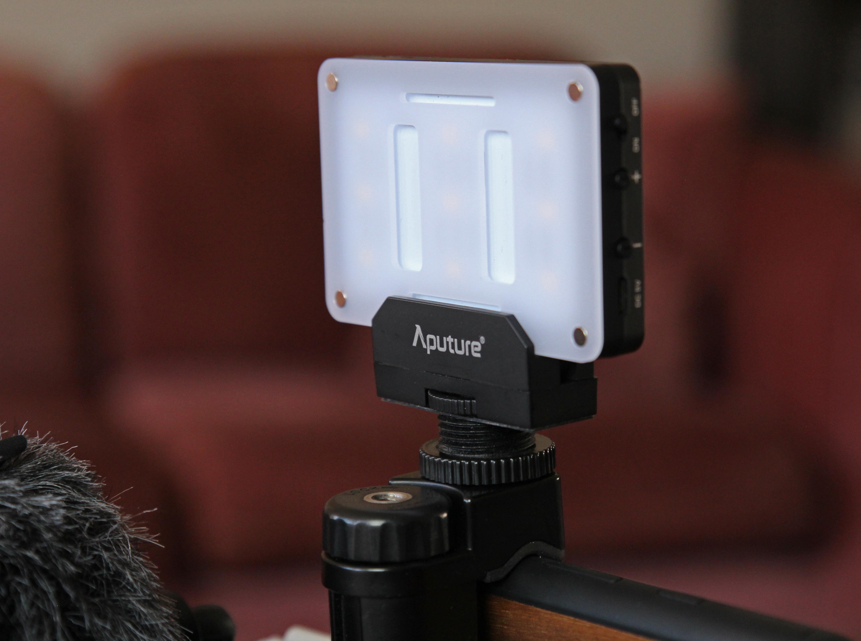 aputure led light