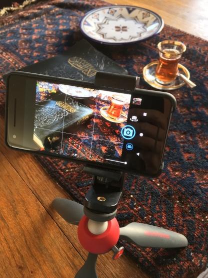 OpenCamera app